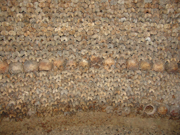 Catacombs de Paris - 30 Things to Do in Paris - The Trusted Traveller