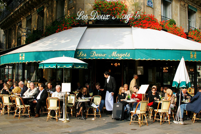 A typical Parisian Cafe - 30 Things to Do in Paris - The Trusted Traveller
