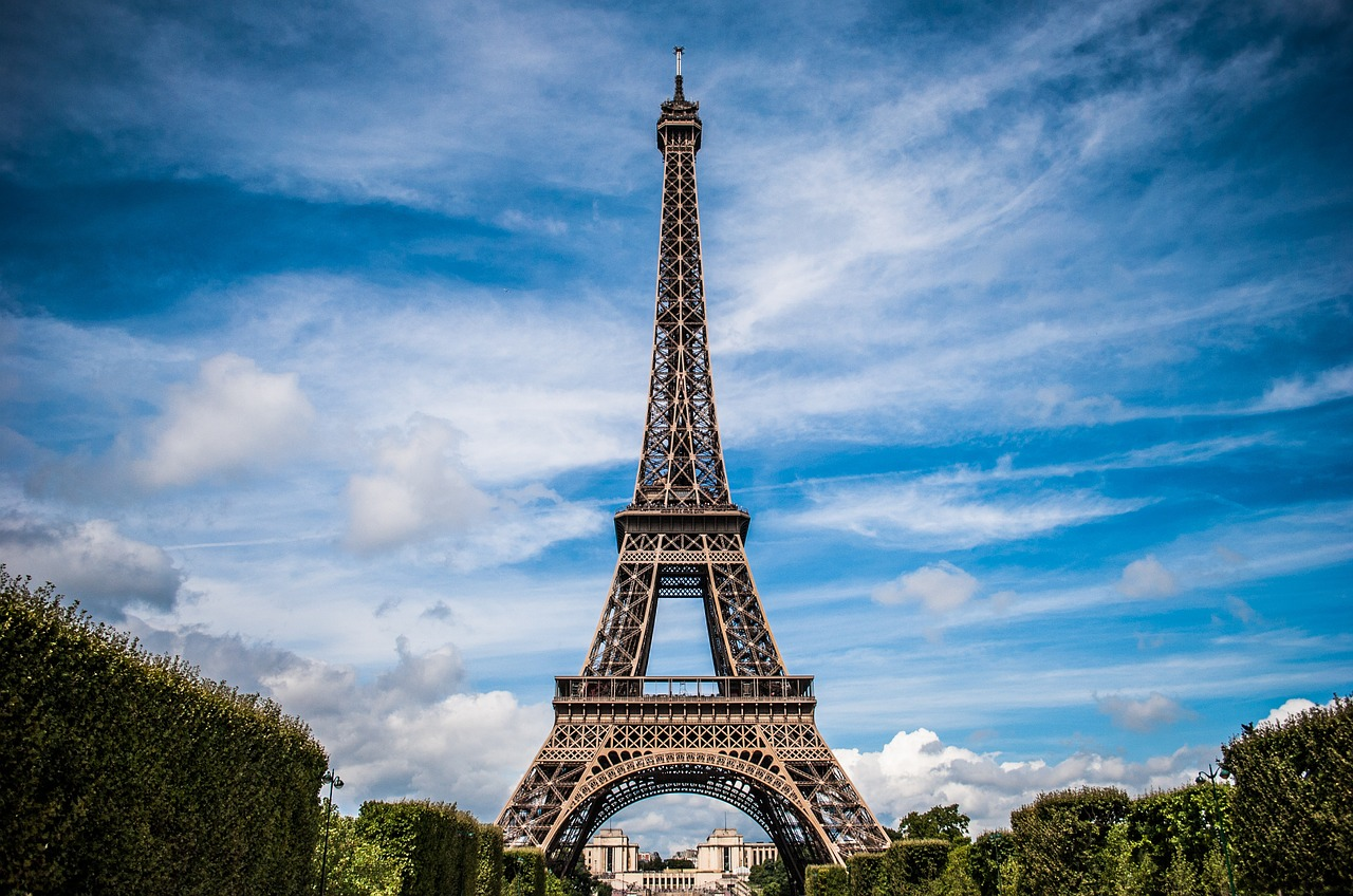 The Eiffel Tower - 30 Things to Do in Paris - The Trusted Traveller