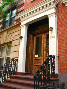 The New York City Brownstone that houses the Chelsea Lodge - Where to Stay - The Trusted Traveller