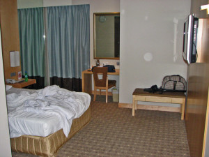 A simple room in the Singapore Changi Airport Transit Hotel - Where to Stay - The Trusted Traveller