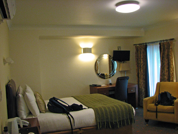 A room at the Regent Hotel in Cambridge, England- Where to Stay - The Trusted Traveller