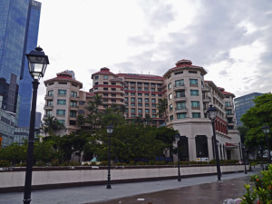 Sinapore's Swissotel Merchant Court- Where to Stay - The Trusted Traveller