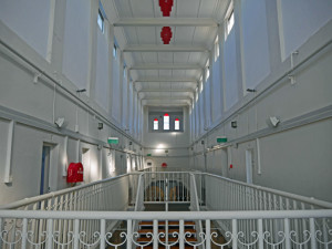 """Inside the """"Jail"""", hostel accommodation in Christchurch, New Zealand- Where to Stay - The Trusted Traveller"""