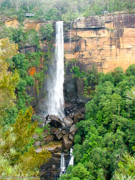 Fitzroy Falls in the Morton National Park - Things to Do in The Southern Highlands - The Trusted Traveller