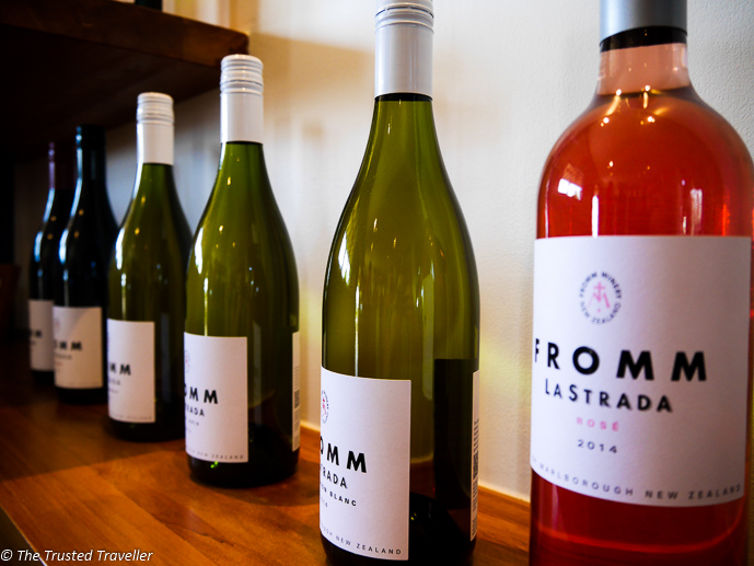 Fromm was our favourite winery of the day - Sipping Sav: A Tour of The Marlborough Wine Region - The Trusted Traveller