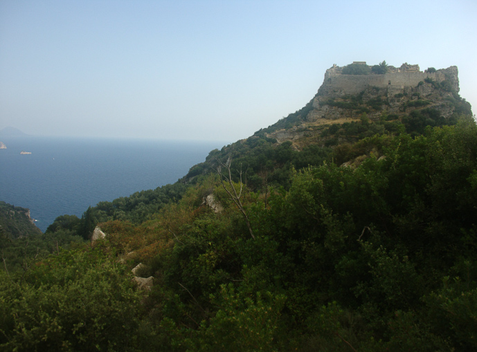 Agelokastro - 5 Things to Do on Corfu Island - The Trusted Traveller