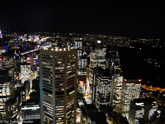 The Sydney Tower Eye SKYWALK Experience - The Trusted Traveller