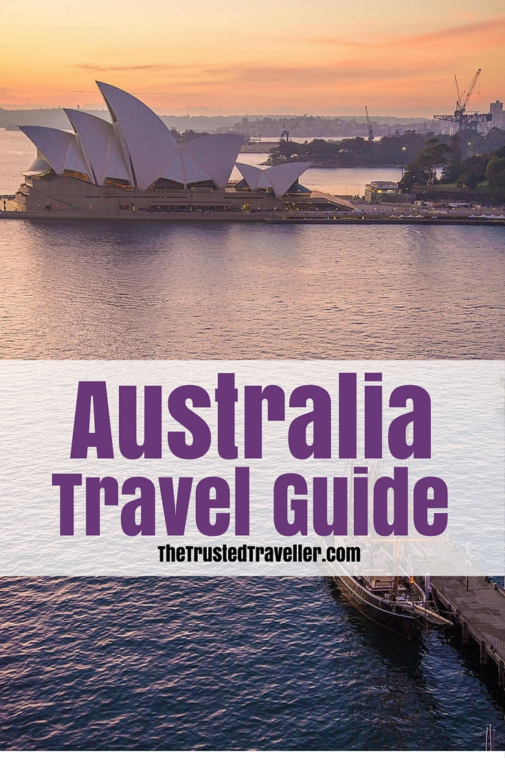 Our Australia Travel Guide has everything you need to start planning your trip. Click through now to start planning!