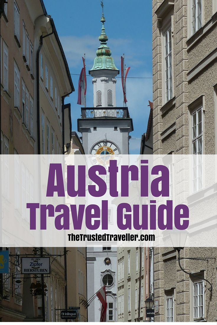 Our Austria Travel Guide has everything you need to start planning your trip. Click through now to start planning!