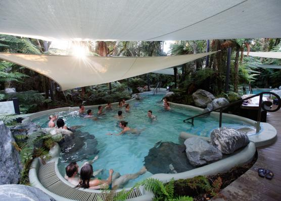 Glacier Hot Pools - Things to Do in New Zealand's Glacier Country - The Trusted Traveller