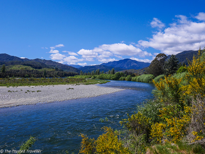 The Buller River at Murchison - Driving New Zealand's Wild West Coast - Things to See & Do - The Trusted Traveller