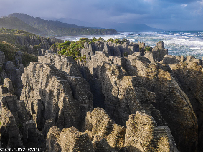 Pancake Rocks, Punakaiki - Driving New Zealand's Wild West Coast - Things to See & Do - The Trusted Traveller