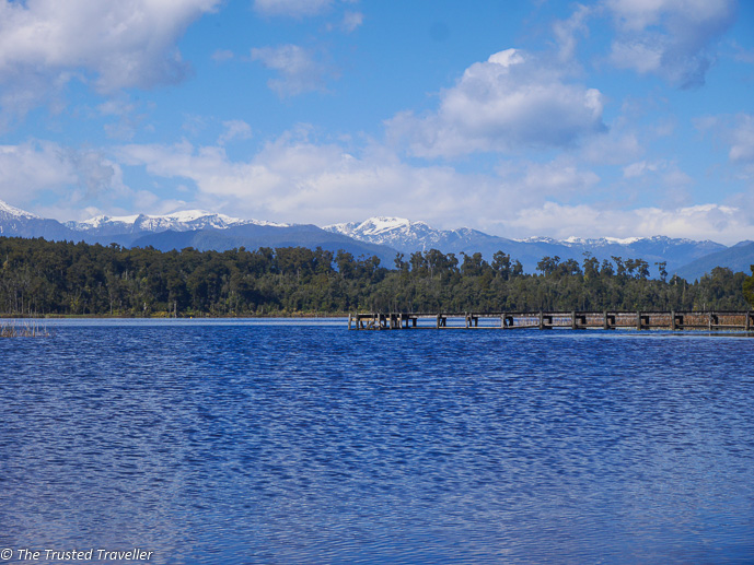 Lake Mahinapua - Driving New Zealand's Wild West Coast - Things to See & Do - The Trusted Traveller