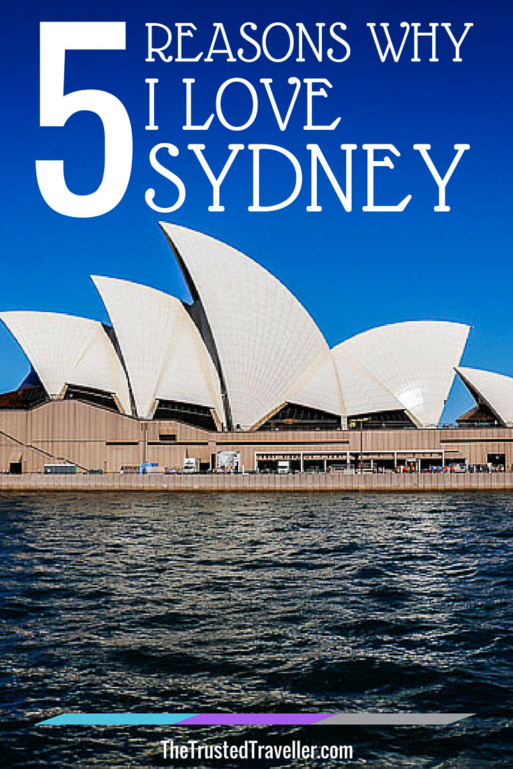 5 Reasons Why I Love Sydney Pin 2