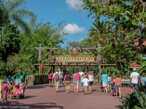 Adventureland at Magic Kingdom - Guide to the Orlando Theme Parks - The Trusted Traveller