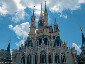 Cinderella's Castle at Magic Kingdom - Guide to the Orlando Theme Parks - The Trusted Traveller