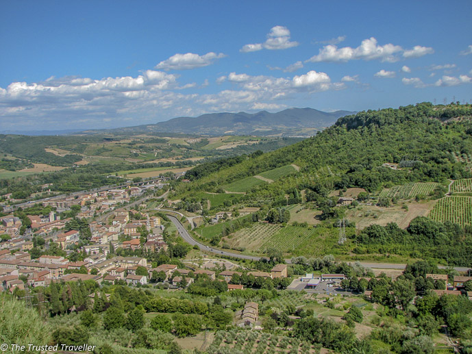 Orvieto Countryside - Italy Travel Guide - The Trusted Traveller