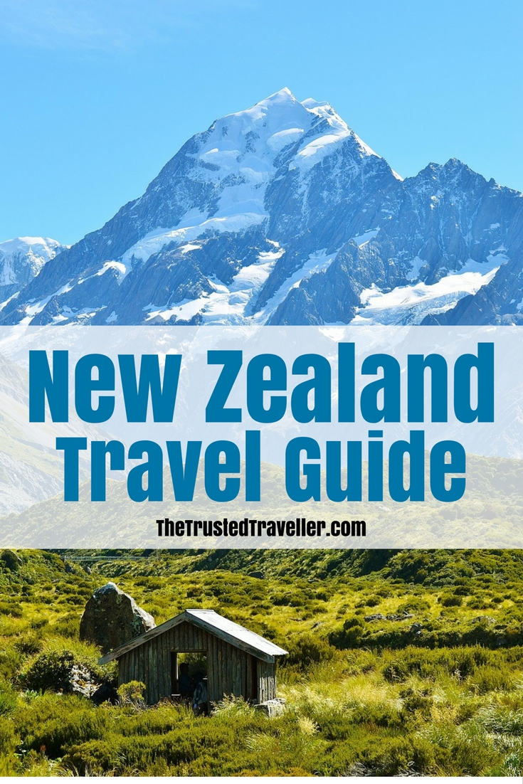 Epic scenery awaits you in New Zealand - New Zealand Travel Guide - The Trusted Traveller