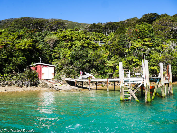 A remote property in Marlborough Sound - New Zealand Travel Guide - The Trusted Traveller