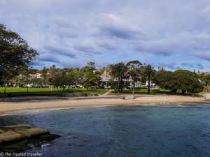 Watson Bay Beach