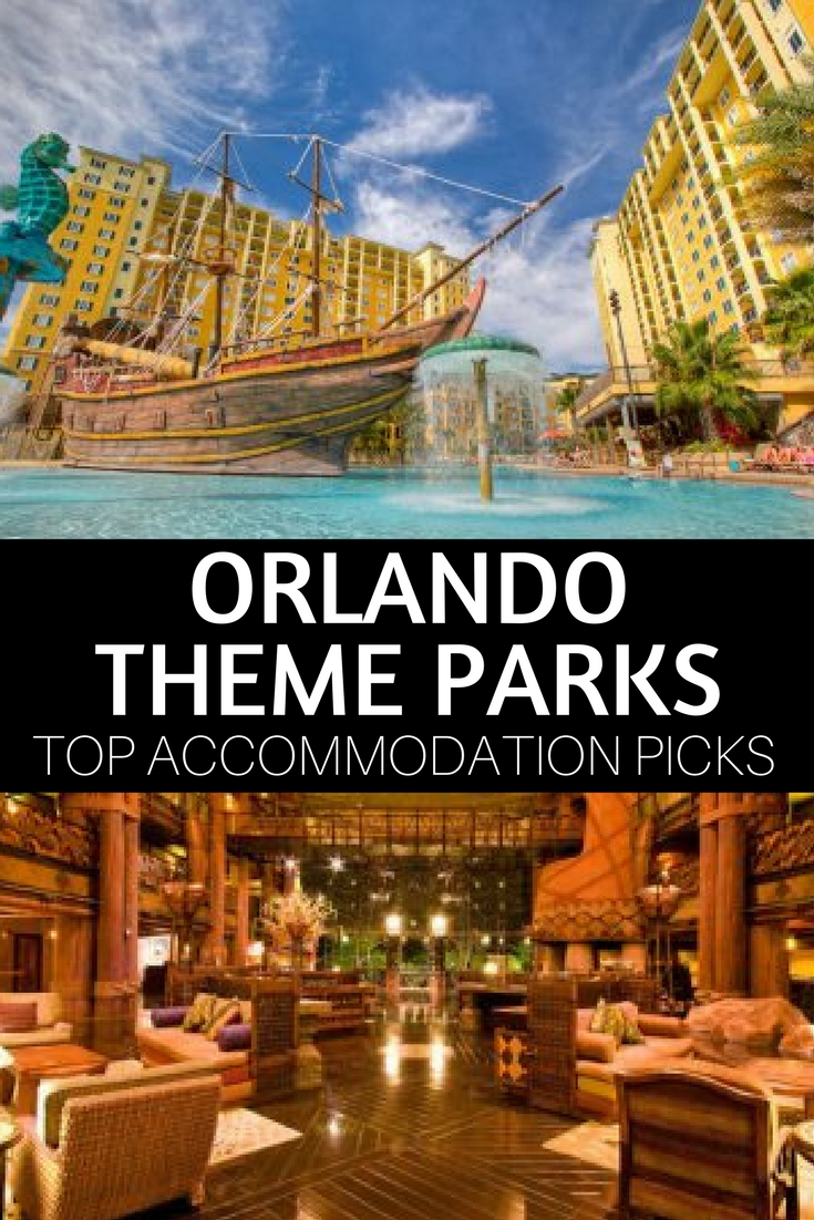 Where to Stay Near the Orlando Theme Parks - The Trusted Traveller