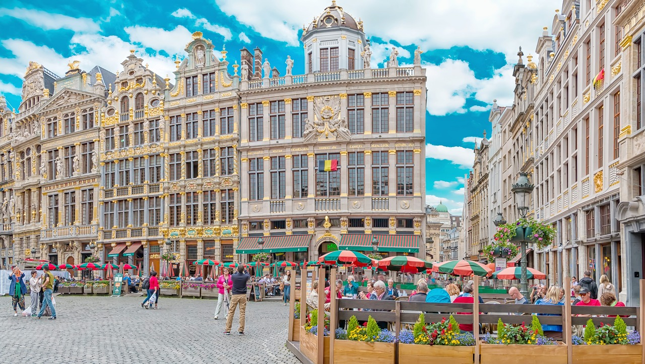 Brussels main square - Belgium Travel Guide - The Trusted Traveller