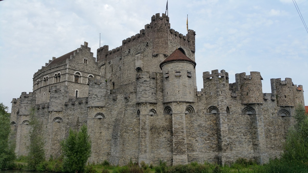 Gravensteen, Ghent - Belgium Travel Guide - The Trusted Traveller