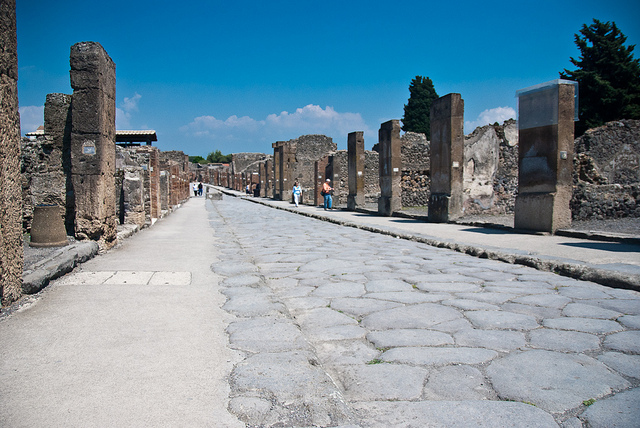 Pompeii, Italy - 5 Must-See Landmarks in the Mediterranean - The Trusted Traveller