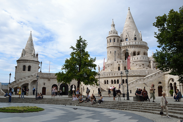 Fisherman's Bastion, Hungary - 5 Must-See Landmarks in the Mediterranean - The Trusted Traveller