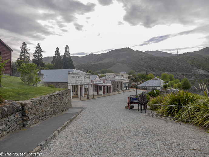 Old Cromwell Town Historic Precinct - The Spectacular Drive from Franz Josef to Queenstown - The Trusted Traveller