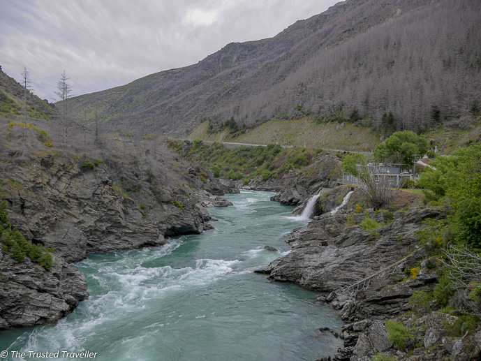 Roaring Meg - The Spectacular Drive from Franz Josef to Queenstown - The Trusted Traveller