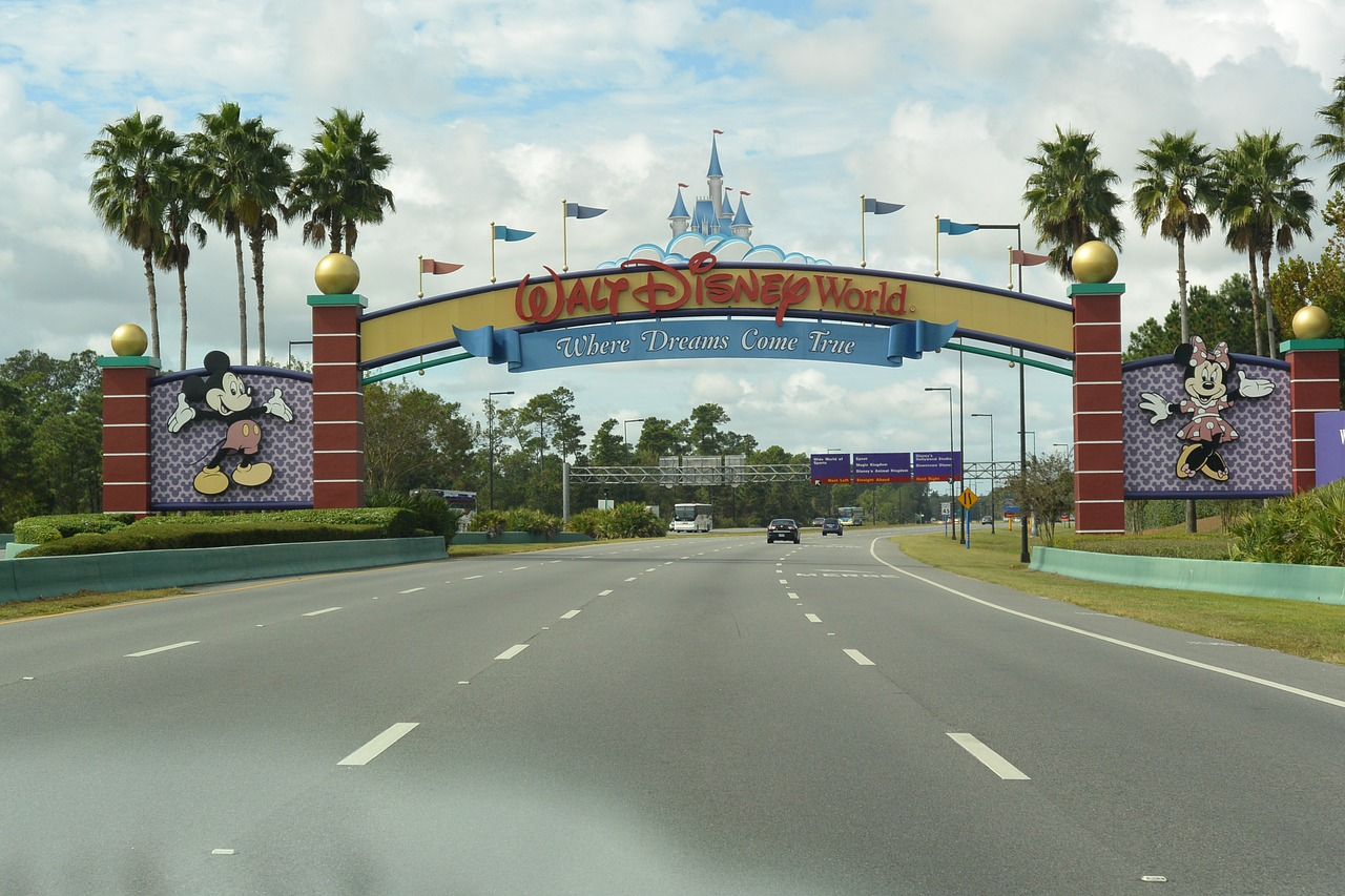 Getting Around the Orlando Theme Parks - The Trusted Traveller