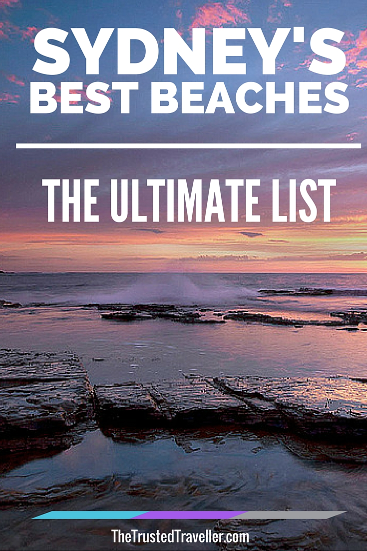 Narrabeen Beach on Sydney's North Shore - Sydney's Best Beaches: The Ultimate List - The Trusted Traveller