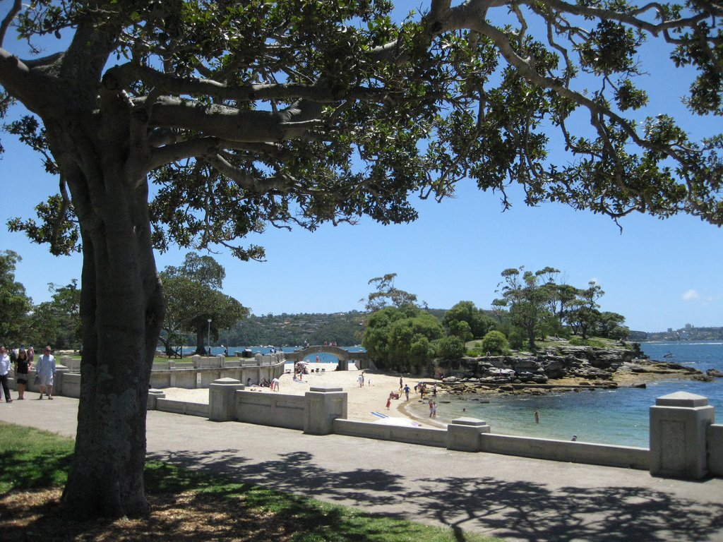 Balmoral Beach - Sydney's Best Beaches: The Ultimate List - The Trusted Traveller