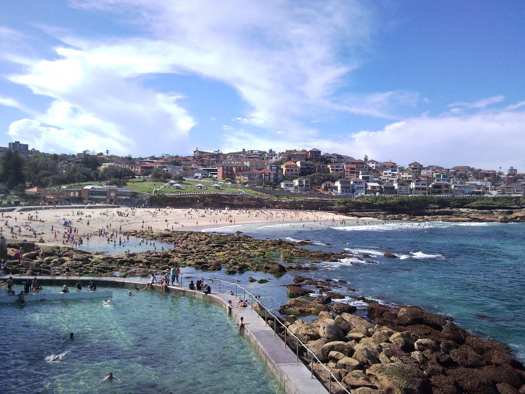 Bronte Beach - Sydney's Best Beaches: The Ultimate List - The Trusted Traveller