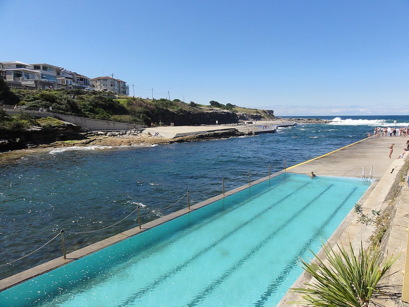 Clovelly Beach - Sydney's Best Beaches: The Ultimate List - The Trusted Traveller