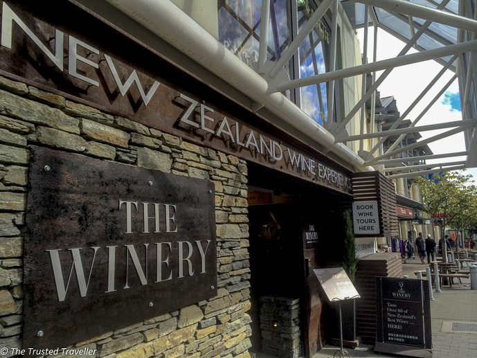 The Winery - Things to Do in Queenstown - The Trusted Traveller