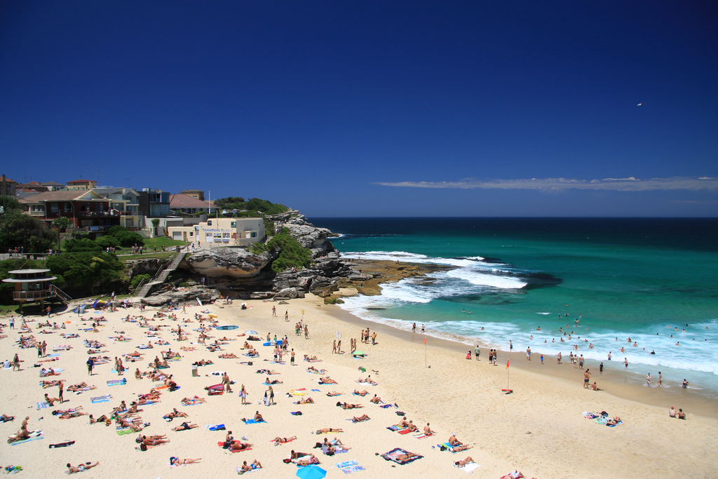 Tamarama Beach - Sydney's Best Beaches: The Ultimate List - The Trusted Traveller