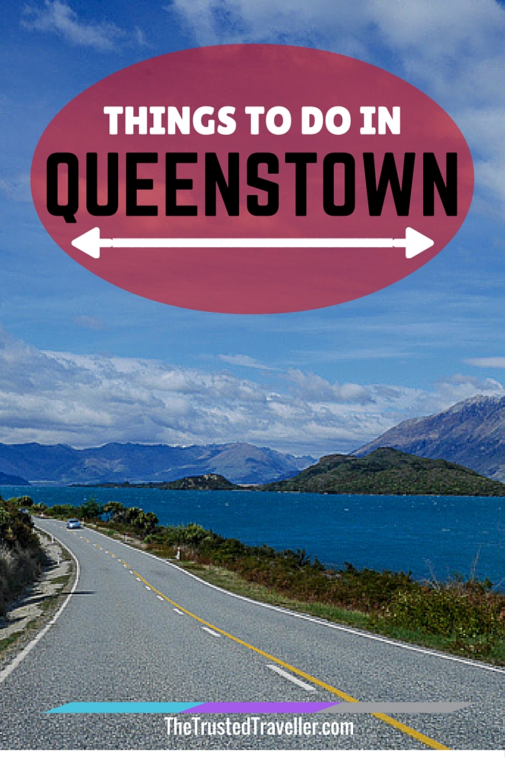 Take the drive to Glenorchy - Ride the Shotover Jet - Things to Do in Queenstown - The Trusted Traveller