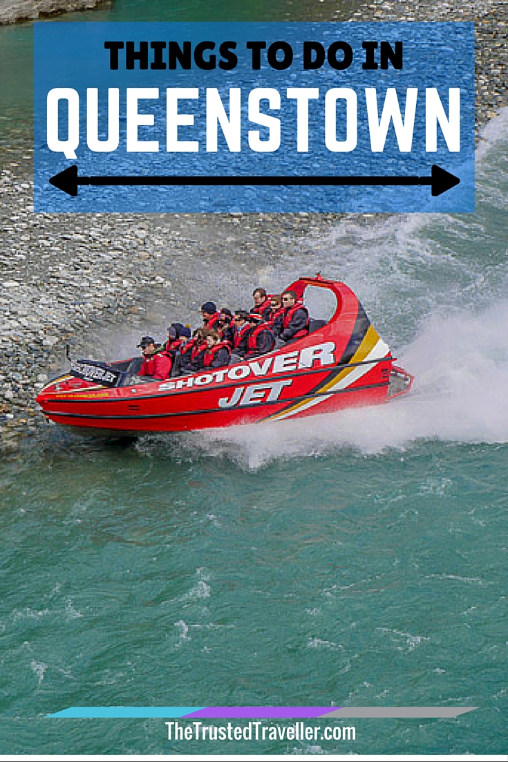 Ride the Shotover Jet - Things to Do in Queenstown - The Trusted Traveller