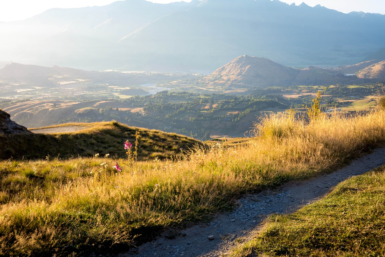 Hiking near Queenstown - Things to Do in Queenstown - The Trusted Traveller