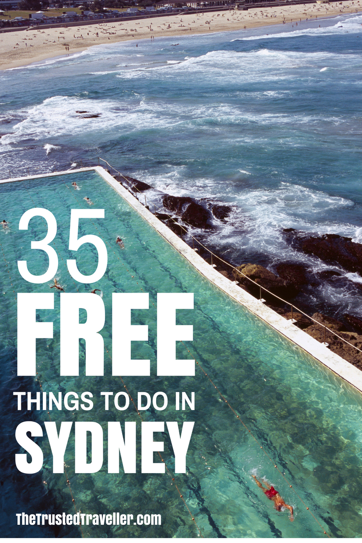 35 Free Things to Do in Sydney - The Trusted Traveller