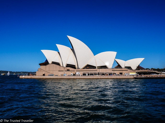View the Sydney Opera House from all angles - 35 Free Things to Do in Sydney - The Trusted Traveller