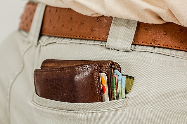 Never keep your wallet in your back pocket - How to Avoid Travel Scams (plus 6 common scams to be aware of) - The Trusted Traveller