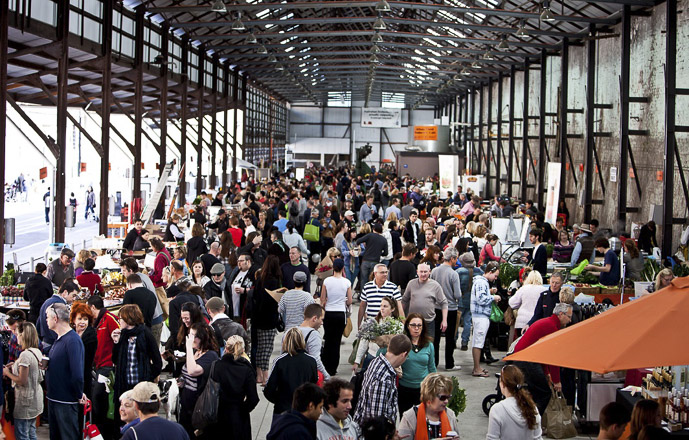 Carriageworks Farmers Markets - Sydney's Best Markets - The Trusted Traveller