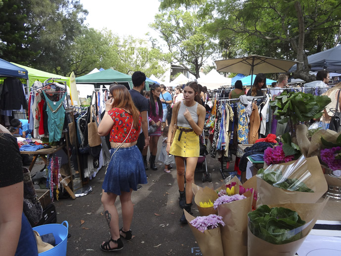 Glebe Market - Sydney's Best Markets - The Trusted Traveller