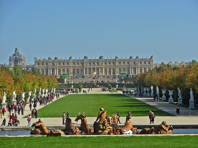 The Palace of Versailles - The Best of France: A Two Week Itinerary - The Trusted Traveller