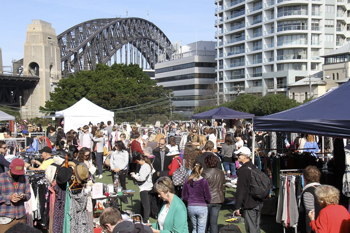 Kirribilli Markets - Sydney's Best Markets - The Trusted Traveller