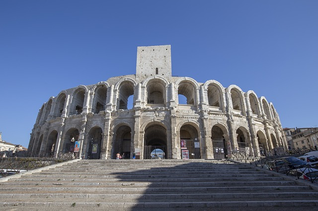 Arles Amphithreater - The Best of France: A Two Week Itinerary - The Trusted Traveller